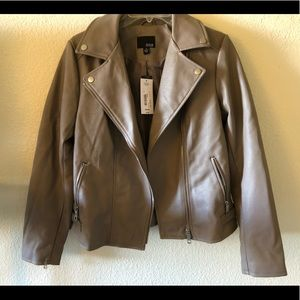 Medium a.n.a Faux Leather Jacket